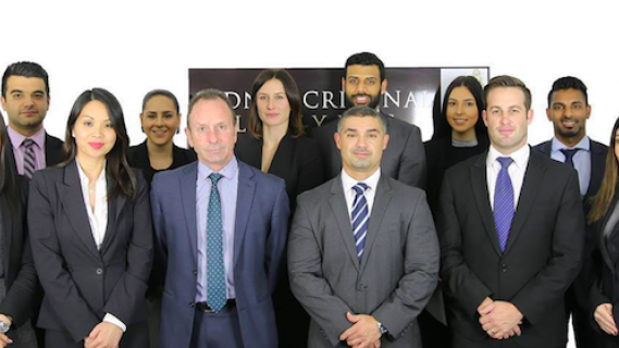 Sydney Criminal Lawyers team photo in 2017
