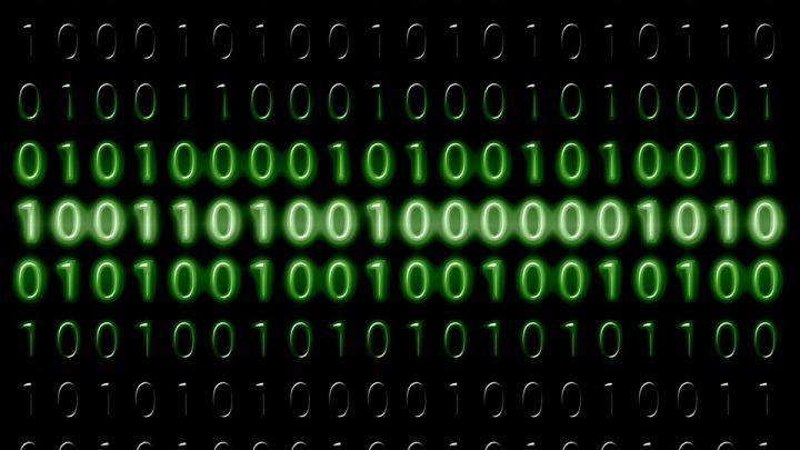 Binary coding in green
