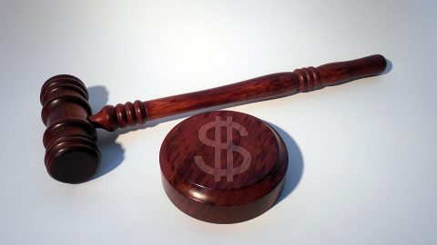 Court costs and bail