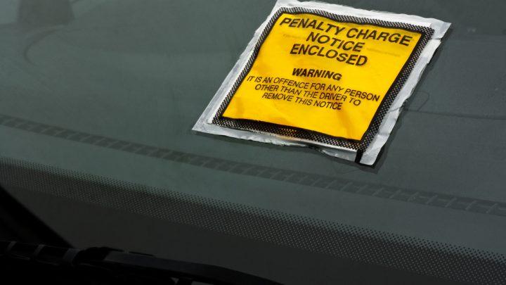 Criminal infringement notice