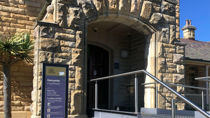 Katoomba Courthouse
