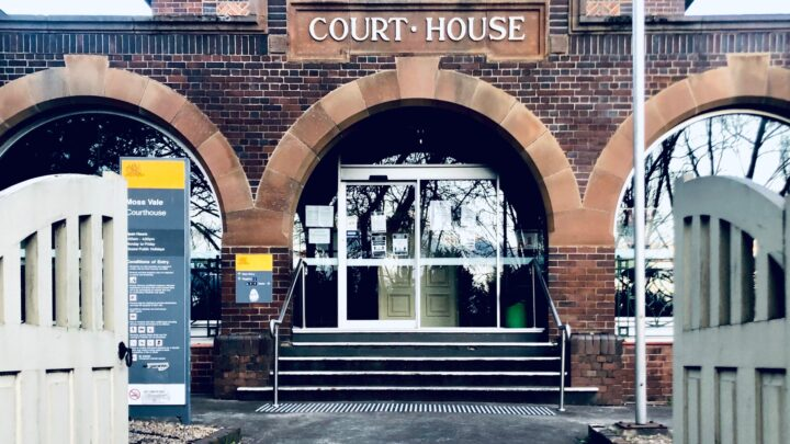 Moss Vale Courthouse