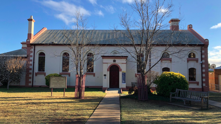 Mudgee Courthouse