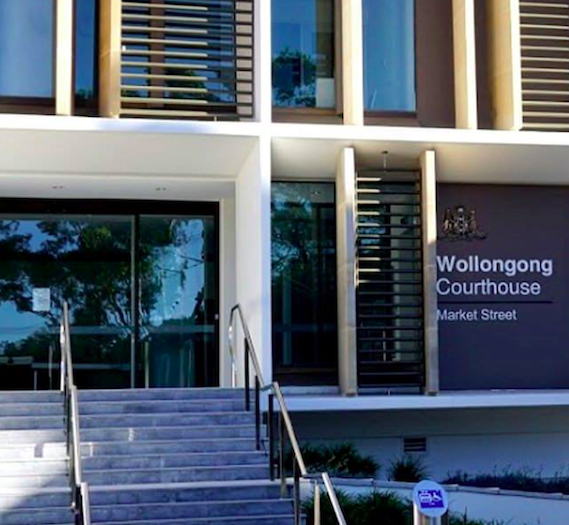 Wollongong District Court