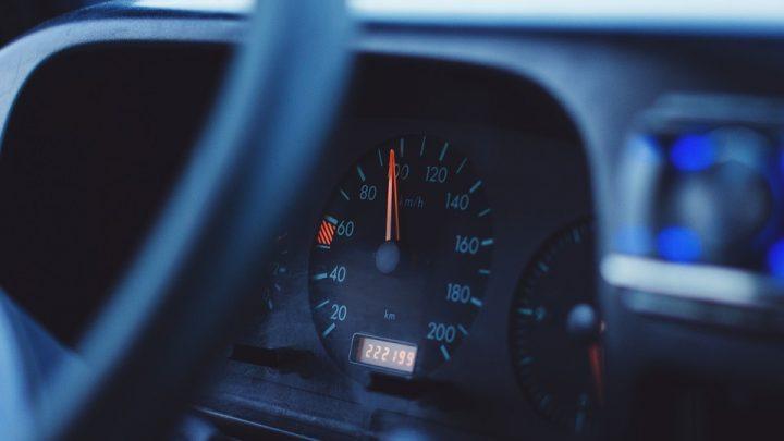 Cars speed
