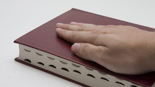 Testify on bible