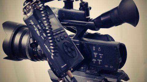 Sony video camera