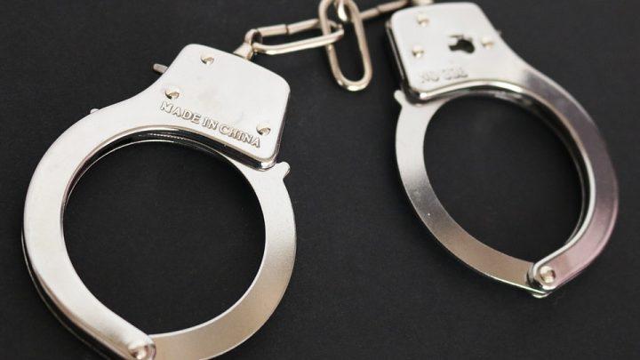Handcuffs made in China