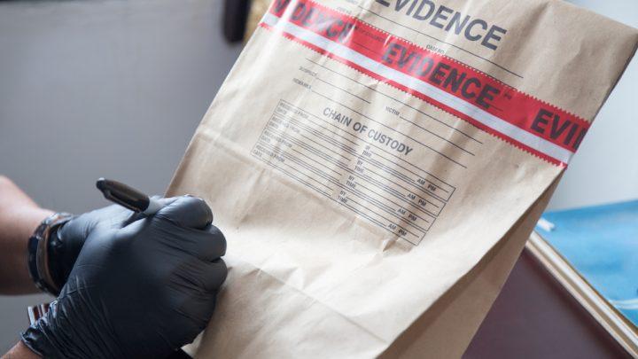 Police evidence
