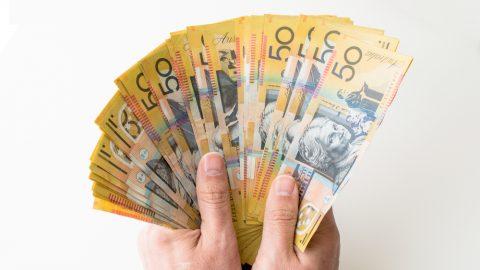 AUD $50