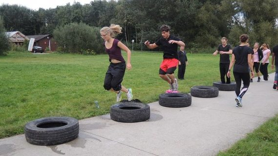 Bootcamp for teenagers