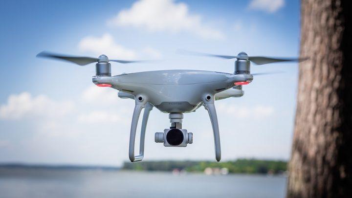 Drone white