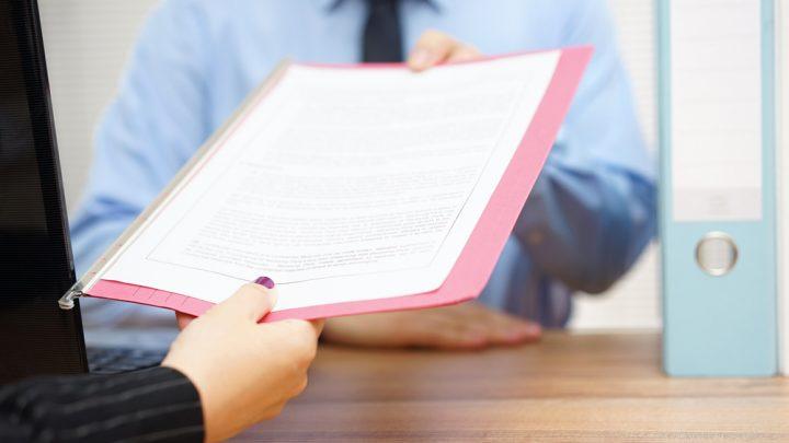 Passing document