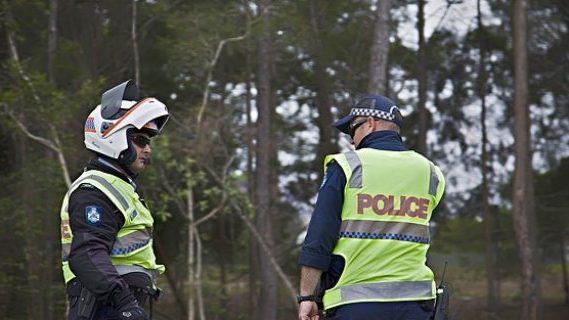 NSW traffic police