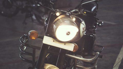 Motorbike light