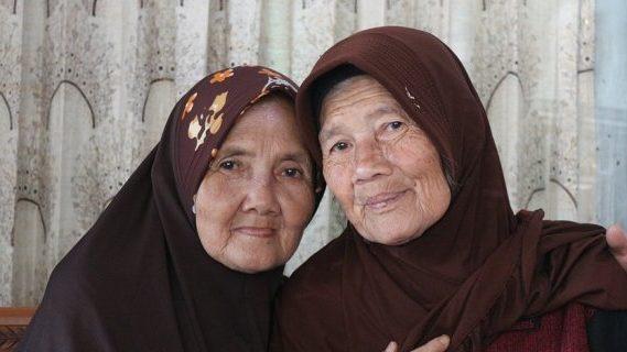 Old ladies