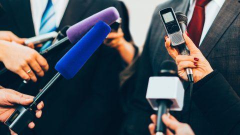 News reporters