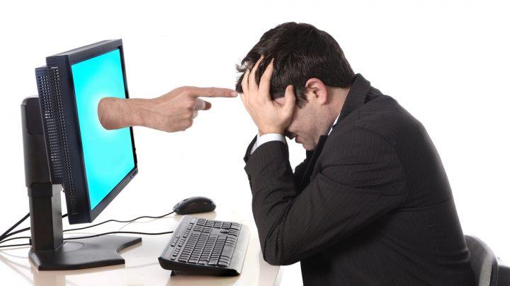 Online shame