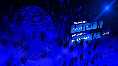 Login computer security