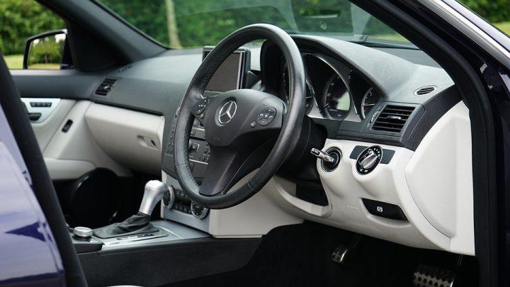 Car steering wheel