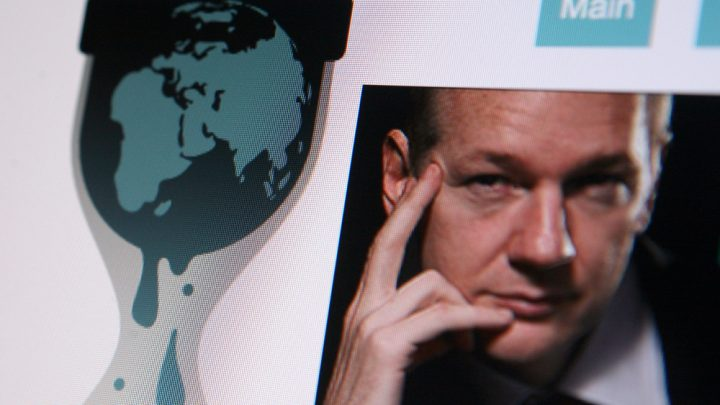 Julian Assange Wiki Leaks