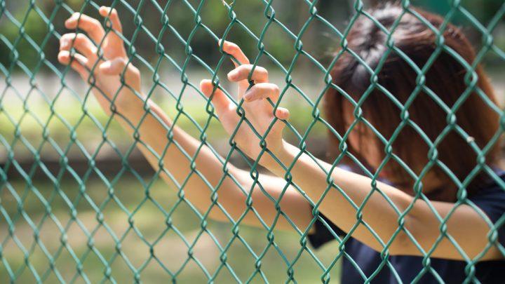 Nauru fence