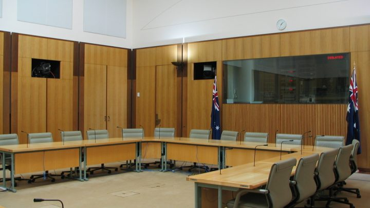 High Court of Australia room