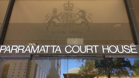 Parramatta courthouse