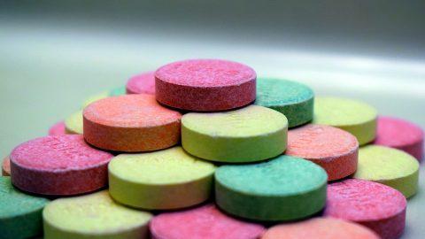 Pill pile