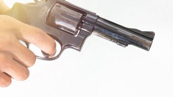 Point pistol