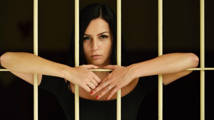 Woman inmate