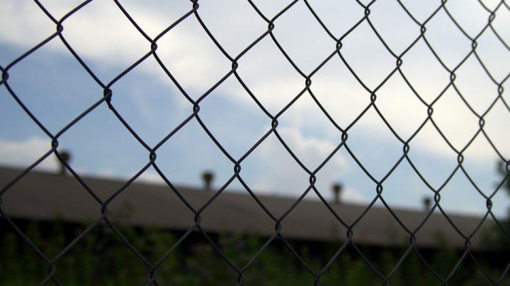 Detention Centre fence