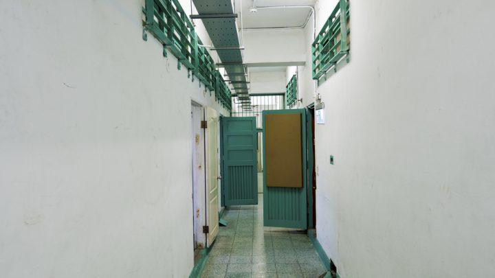 Prison rooms