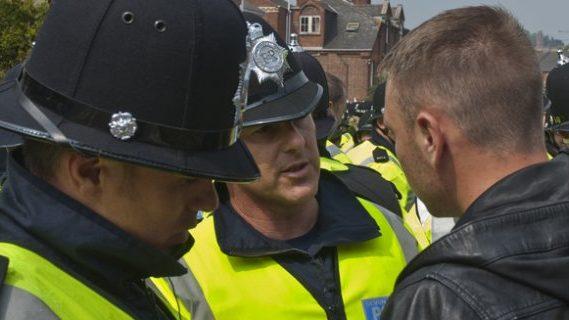 UK police drug search