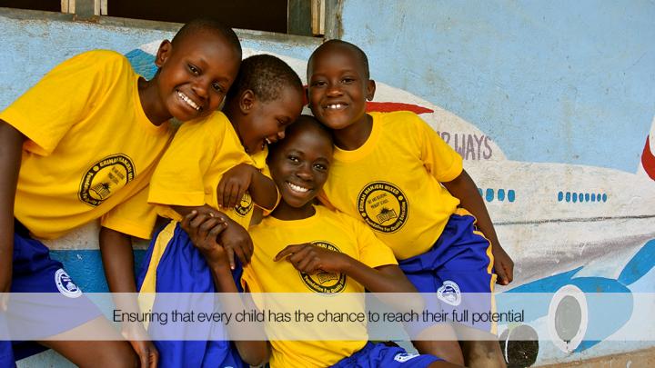 Donations for children education