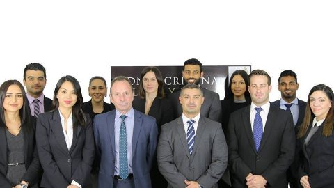 Sydney Criminal Lawyers team photo