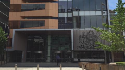 Parramatta court