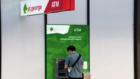 St George ATM