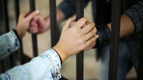 Visiting prisoner