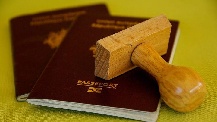 Foreign passport