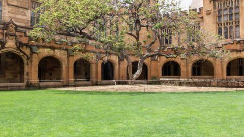 University of Sydney quad