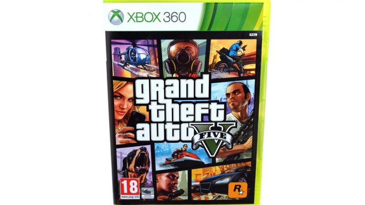 Grand Theft Auto game
