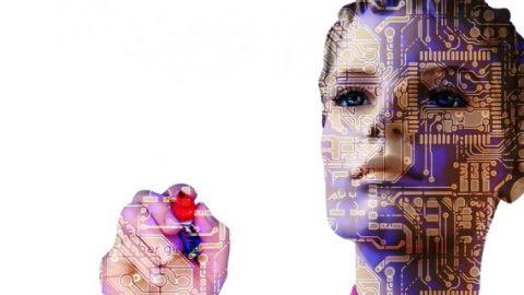Robot female