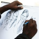 Cameras Replacing Sketch Artists Inside the Courtroom