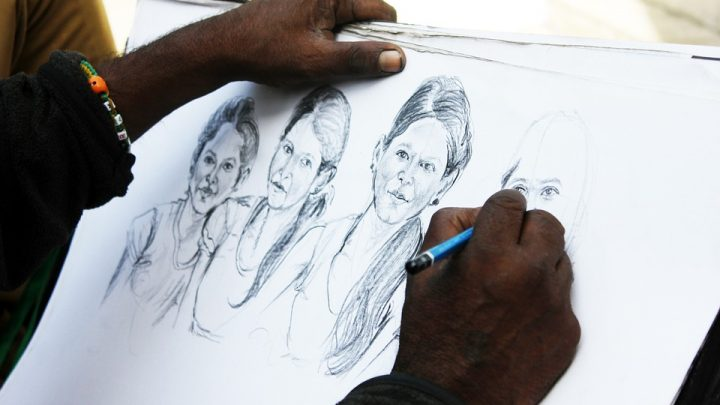 Sketch Artists