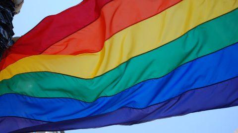 LGBTI flag