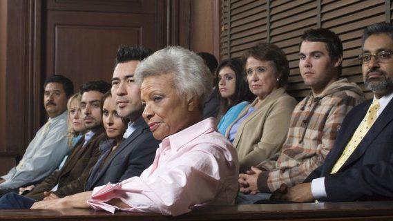 Judging jury