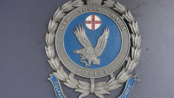 Police force of NSW