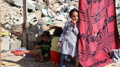 Palestine children