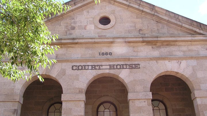 Albury Courthouse